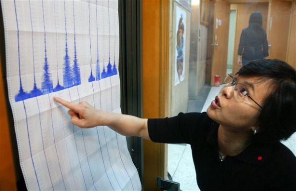 Ισχυρός σεισμός 6,8 βαθμών στην ανατολική Ταϊβάν