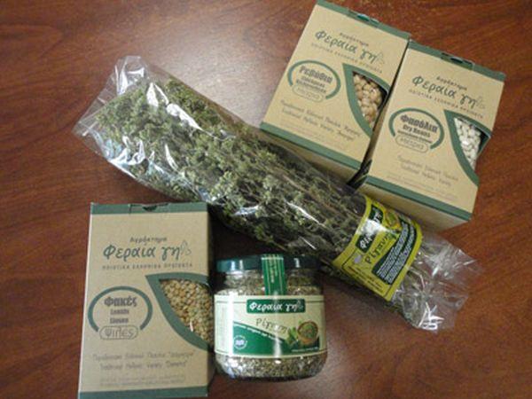 Από το Βελεστίνο… στην Αμερική ρίγανη και τσάι του βουνού