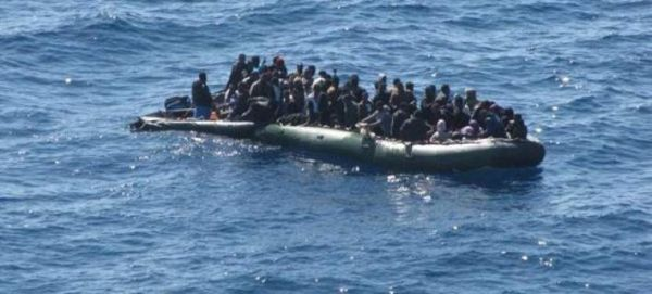 Συναγερμός στο Αγαθονήσι: Ακυβέρνητη λέμβος με μετανάστες
