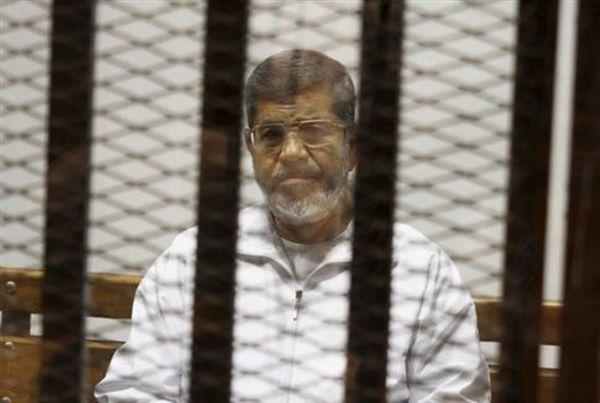 Κάθειρξη 20 ετών στον τέως πρόεδρο της Αιγύπτου Μοχάμεντ Μόρσι