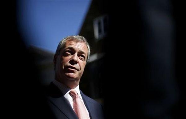 Υποψήφιος του UKIP κατά των μεταναστών στη Μεσόγειο με επαίσχυντο tweet