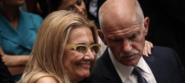 Παπανδρέου: Ψέματα ότι χωρίζουμε με την Αντα