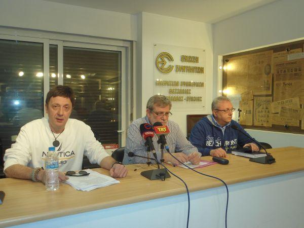 Ο Τάσος Κουράκης στο πανελλήνιο περιβαλλοντικό συνέδριο στο Βόλο