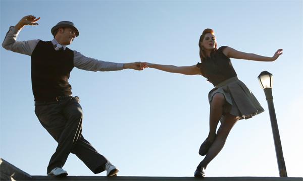 Δωρεάν δοκιμαστικό μάθημα Lindy hop Swing Χορού