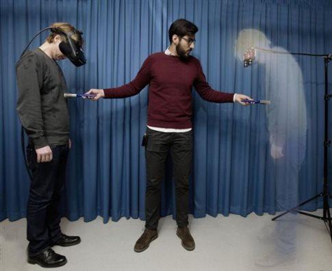 Πείραμα δημιουργεί την αίσθηση του αόρατου