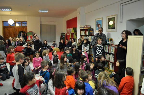 Εκδηλώσεις για την παγκόσμια ημέρα παιδικού βιβλίου