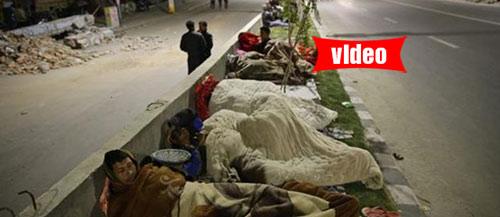 Συγκλονιστικό βίντεο-ντοκουμέντο και μαρτυρίες για το χτύπημα του Εγκέλαδου στο Νεπάλ