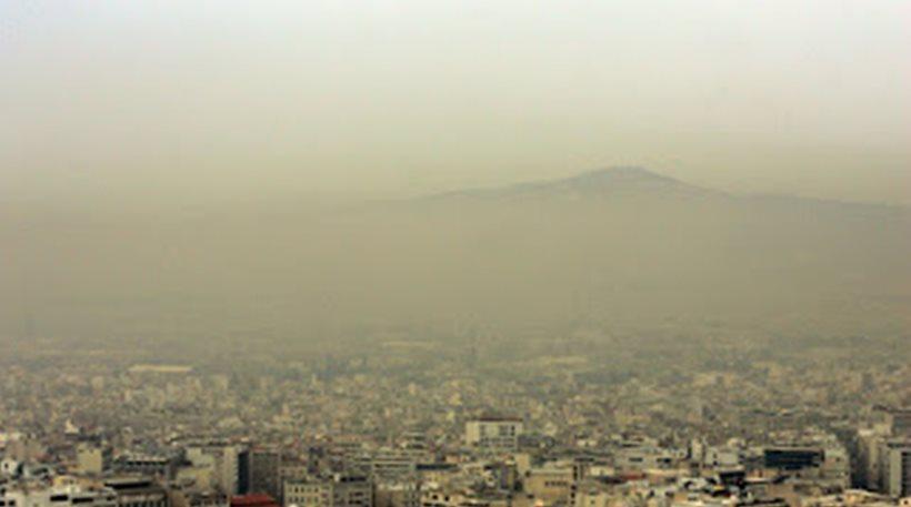 Ζεστός ο καιρός την Κυριακή με αφρικανική σκόνη & συννεφιά