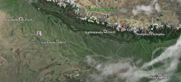 Τα μνημεία που εξαφάνισε ο Εγκέλαδος στο Νεπάλ [βίντεο]