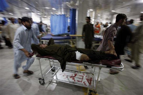 Πακιστάν: 44 νεκροί από καταρρακτώδεις βροχές