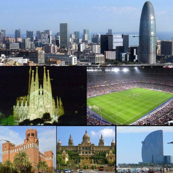 Μακριά στην Ισπανία! Βαρκελώνη, η πόλη των ονείρων σου