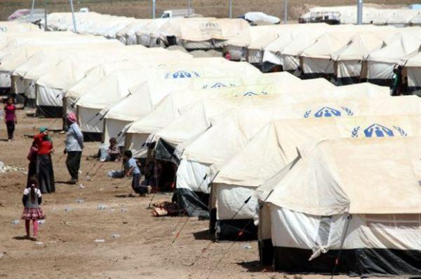 ΟΗΕ: Τα 2,5 εκατ. θα φθάσουν οι σύροι πρόσφυγες στην Τουρκία το 2015
