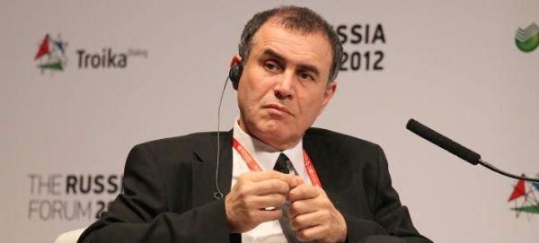 Ρουμπινί: Ο Tσίπρας θα συμβιβαστεί -  Τρόικα είναι πιο δυνατή