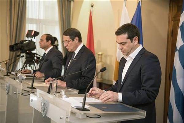 Τσίπρας: Προχωράμε στις διαβουλεύσεις για την οριοθέτηση της ΑΟΖ