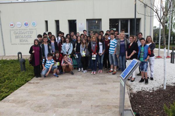 Εκπαιδευτικό ταξίδι στην Τουρκία