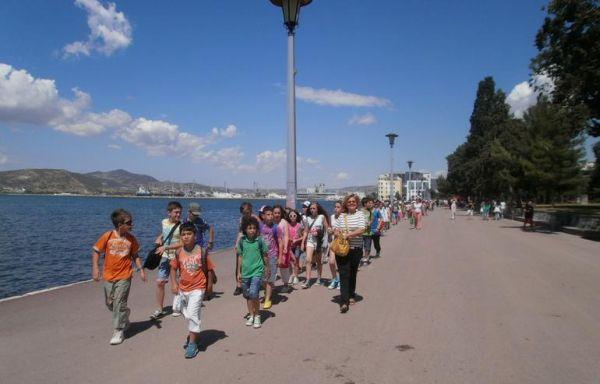 12.000 μαθητές - τουρίστες στο Βόλο ~ Σημαντική αύξηση των σχολικών εκδρομών