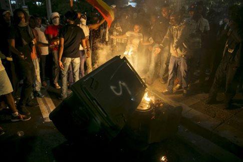 Ισραήλ: Επεισόδια σε διαδήλωση εβραίων της Αιθιοπίας κατά της αστυνομικής βίας