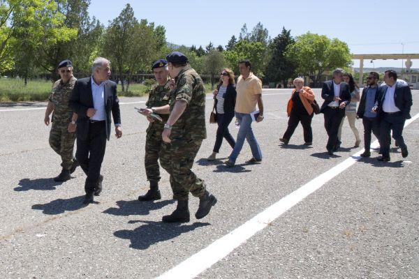 «Δημιουργούν εντυπώσεις» ~ Ο υφυπουργός Άμυνας απάντησε στα δημοσιεύματα