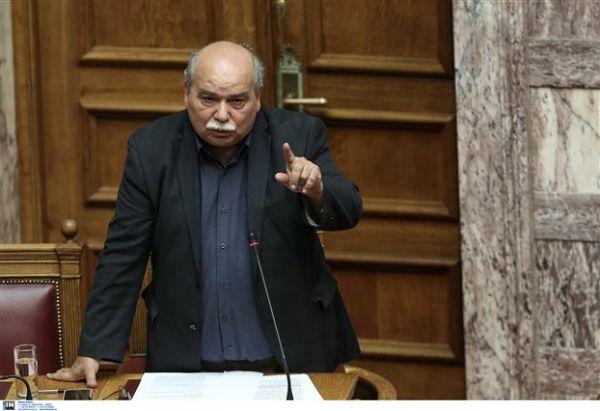 Αντιπαράθεση Βούτση - Κικίλια στη Βουλή