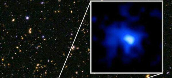 Ανακαλύφθηκε ο μακρινότερος γαλαξίας του σύμπαντος [εικόνα]