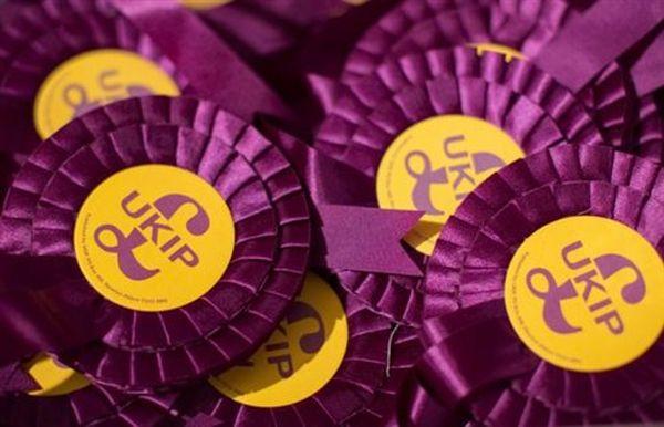 Ξηλώθηκε στο παρά πέντε υποψηφίος του UKIP που θα «πυροβολούσε αντίπαλο»