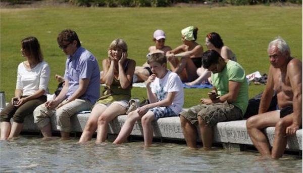 Το φαινόμενο του θερμοκηπίου ευθύνεται για τα κύματα καύσωνα, σύμφωνα με έρευνα