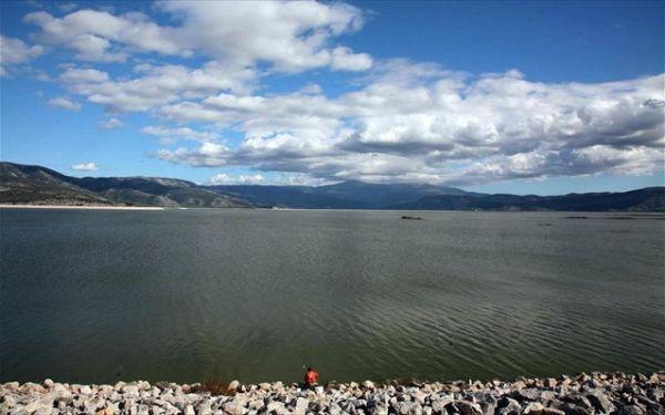 Προστασία της υπό σύσταση λίμνης Κάρλας από τη ρύπανση