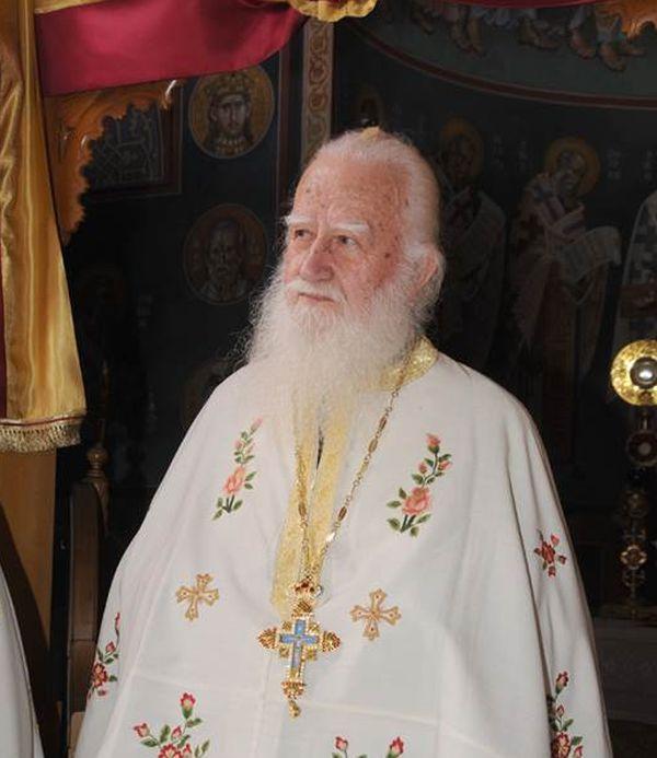 Κοιμήθηκε ιερέας από τον Αλμυρό