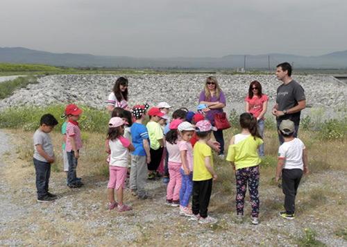 Παιδιά με οικολογικές ευαισθησίες