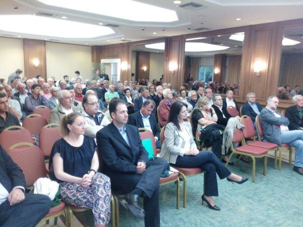Σκανδαλίδης: Να πάμε σε ιδρυτικό συνέδριο