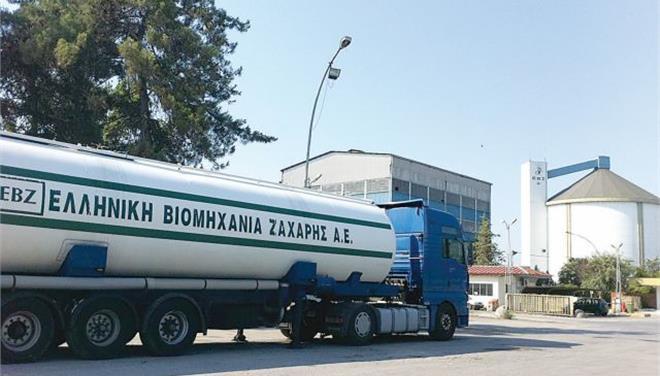 Δίνουν τα 30 εκατομμύρια ευρώ για την Ελληνική Βιομηχανία Ζάχαρης