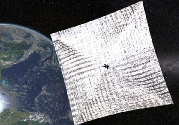 LightSail: σαλπάρει το διαστημικό ιστιοφόρο που κινείται με τον ηλιακό άνεμο [βίντεο]