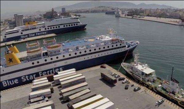 Νεκρός 66χρονος επιβάτης του Blue Star Πάτμος