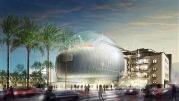 Ένα μουσείο για τον κινηματογράφο στο Λος Άντζελες