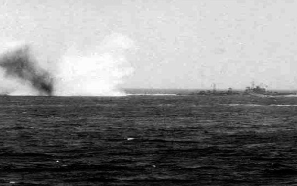Γρηγόρης Καρταπάνης: Απώλειες του βρετανικού ναυτικού