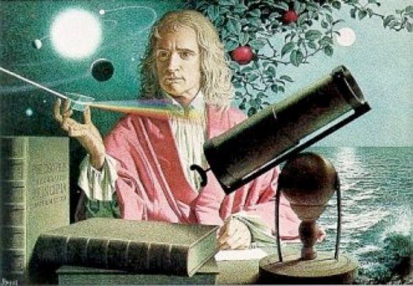 Γιατί ο Νεύτωνας είναι ο μεγαλύτερος φυσικός στην Ιστορία