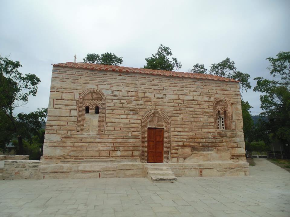 Θυρανοίξια του Βυζαντινού Ναού Αγίου Νικολάου Καναλίων