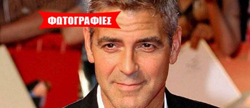 Ο George Clooney πριν γίνει διάσημος με φαβορίτα, μακριά μαλλιά & σκουλαρίκι!