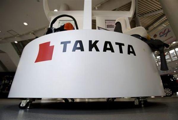 Takata: Ανάκληση-ρεκόρ 53 εκατ. οχημάτων λόγω βλάβης στον αερόσακο