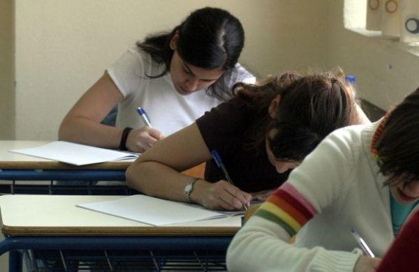 Αποχή 13% των μαθητών των ΕΠΑΛ από τις πανελλήνιες εξετάσεις
