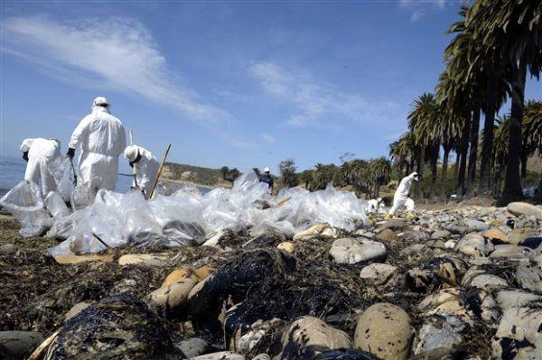Καλιφόρνια: Σε κατάσταση έκτακτης ανάγκης λόγω πετρελαιοκηλίδων