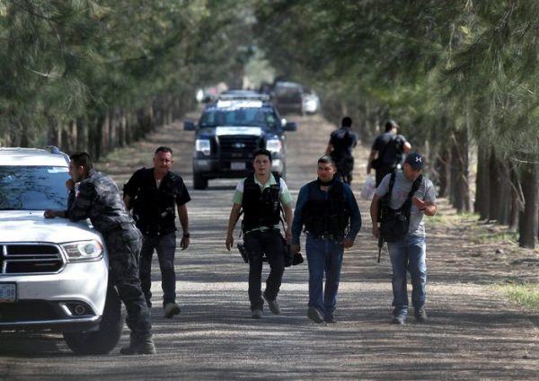 Μάχες με τα καρτέλ στο Μεξικό