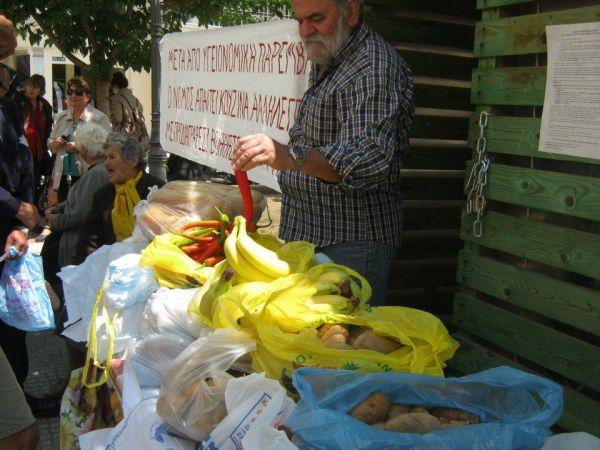 Πλούσιο δίκτυο δομών αλληλεγγύης στο Βόλο