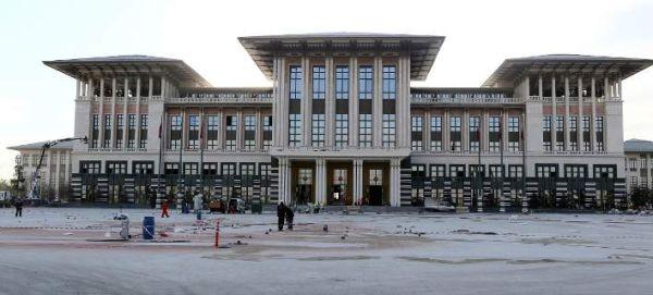 Αυθαίρετο έκρινε το ΣτΕ Τουρκίας το παλάτι-τέρας που χτίζει ο Ερντογάν