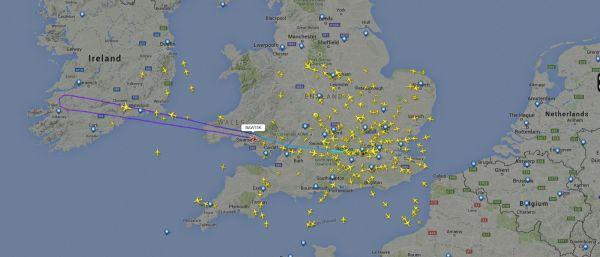 Πτήση της British προς Νέα Υόρκη δήλωσε έκτακτη ανάγκη και επιστρέφει στο Λονδίνο [εικόνες]