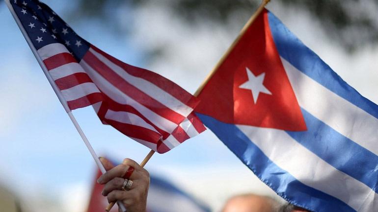Οι ΗΠΑ διέγραψαν την Κούβα από τον κατάλογο των χωρών που στηρίζουν την τρομοκρατία
