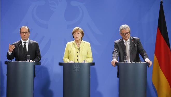 Ξαφνική πενταμερής στο Βερολίνο με θέμα την Ελλάδα
