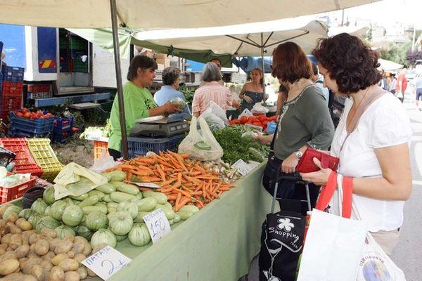 Επεισόδιο στη λαϊκή αγορά της Μαγνήτων  ~ Με παραίτηση προειδοποιεί ο Απ. Τσακανίκας