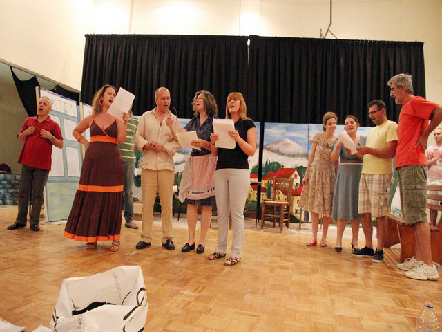 Παραστάσεις της Θεατρικής Ομάδας Δήμου Ρήγα Φεραίου
