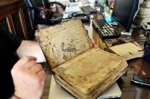 Εθνική Βιβλιοθήκη: Ψηφιοποιούνται 300 χειρόγραφα της Καινής Διαθήκης